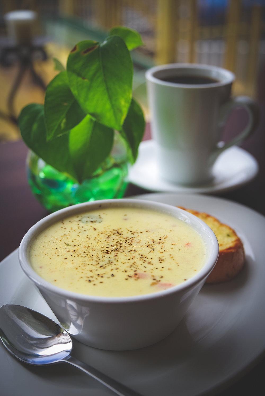 Cream of potato with bacon soup.jpg