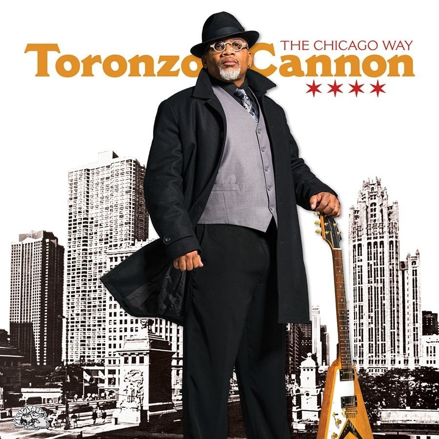 Chicago Bluesman Toronzo Cannon Nominated For Chicago/Midwest Emmy Award.