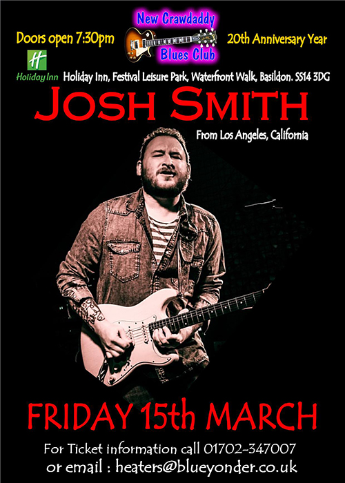 Josh Smith - Poster - 2019 - 500x700.jpg