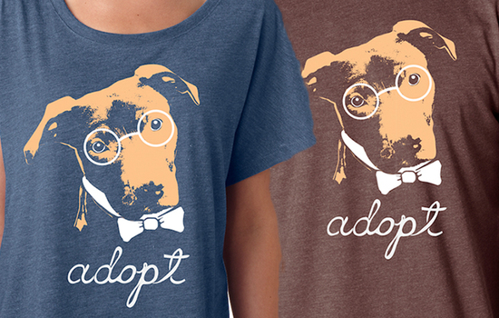 shirts-Downtown Dog