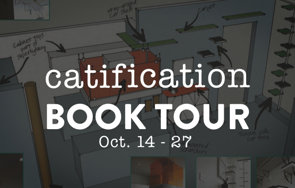 Catification book tour