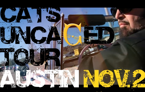 Cats Uncaged Tour AUSTIN
