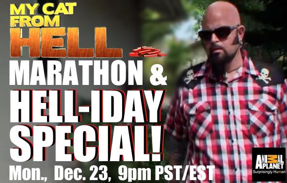 MCFH Marathon Hell-iday hor