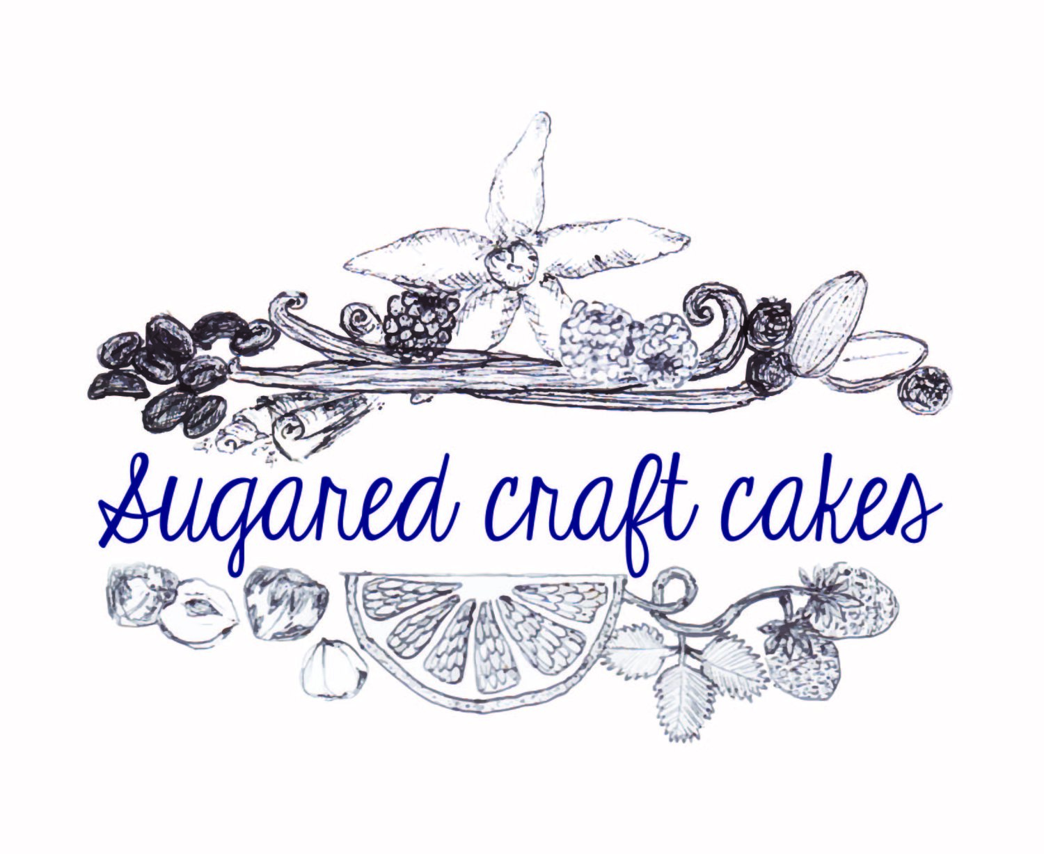 Sugared Craft Cakes
