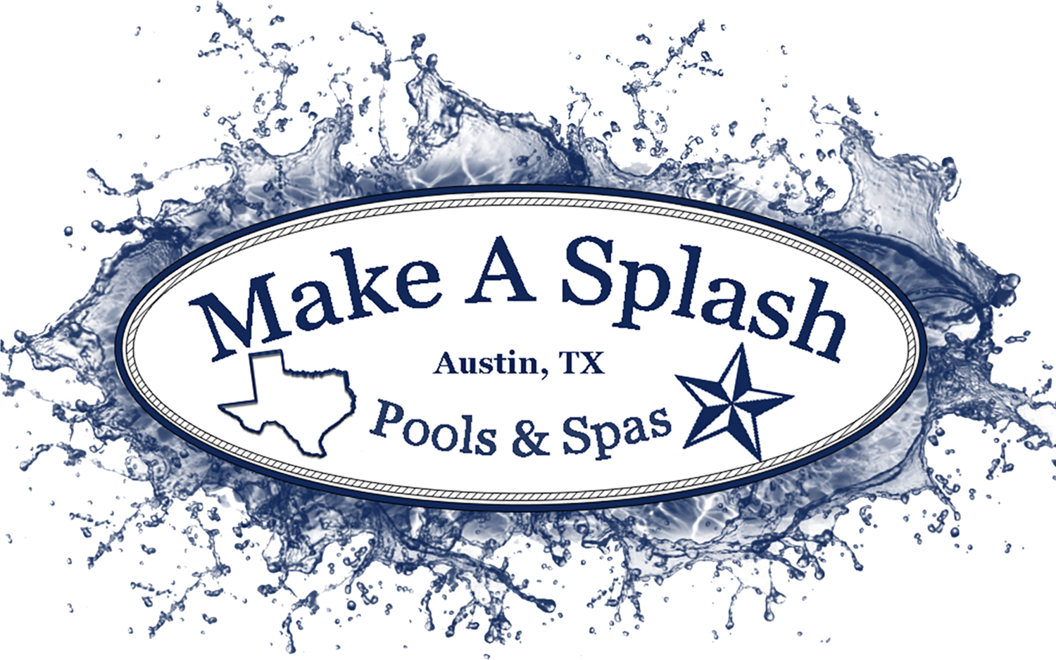 Make A Splash Pools & Spas
