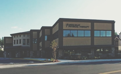 Front of Maple Valley Physical Therapy building