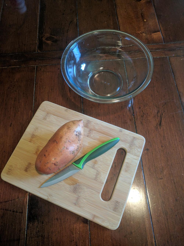 This potato has a TASTY future!