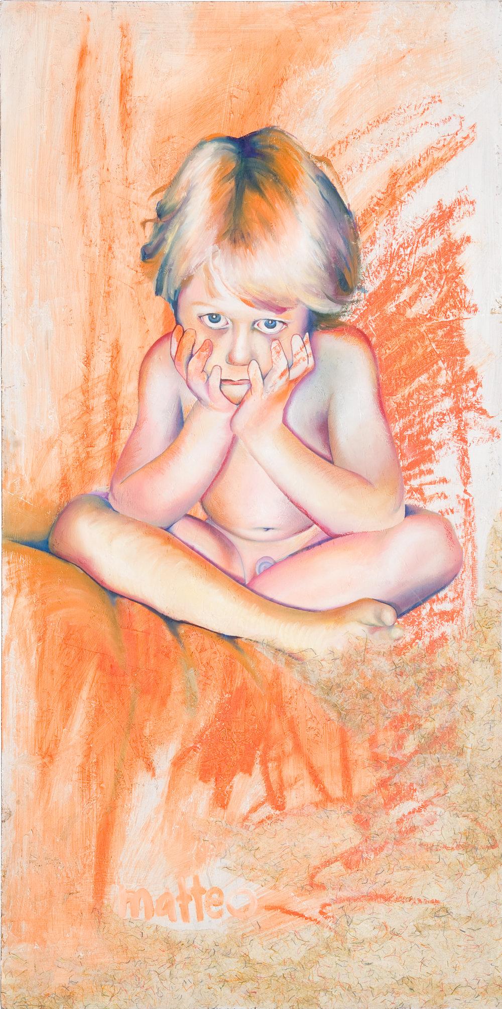 Orange Matteo
