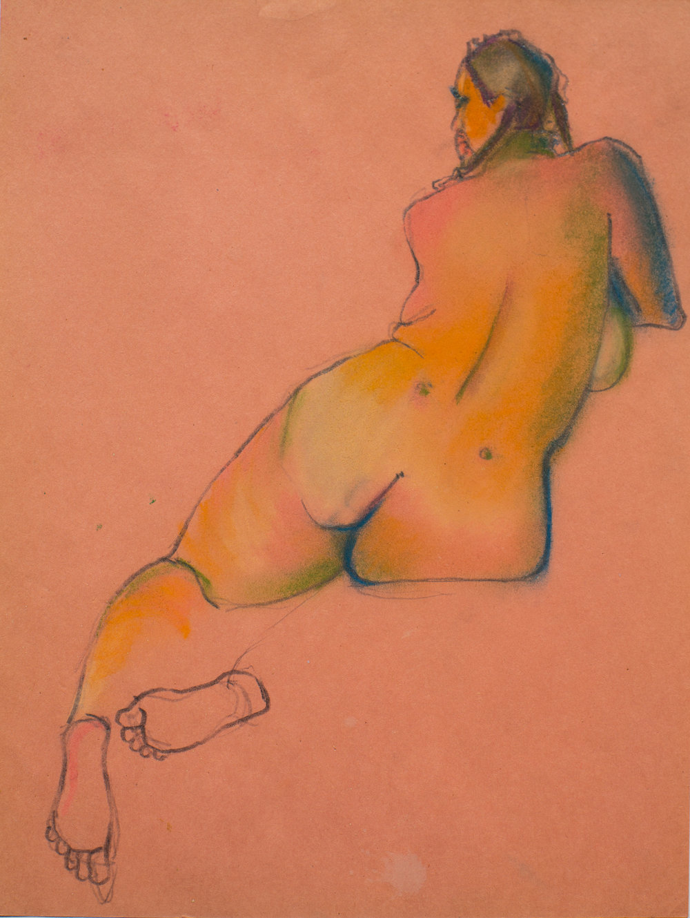 Figure Drawing Two