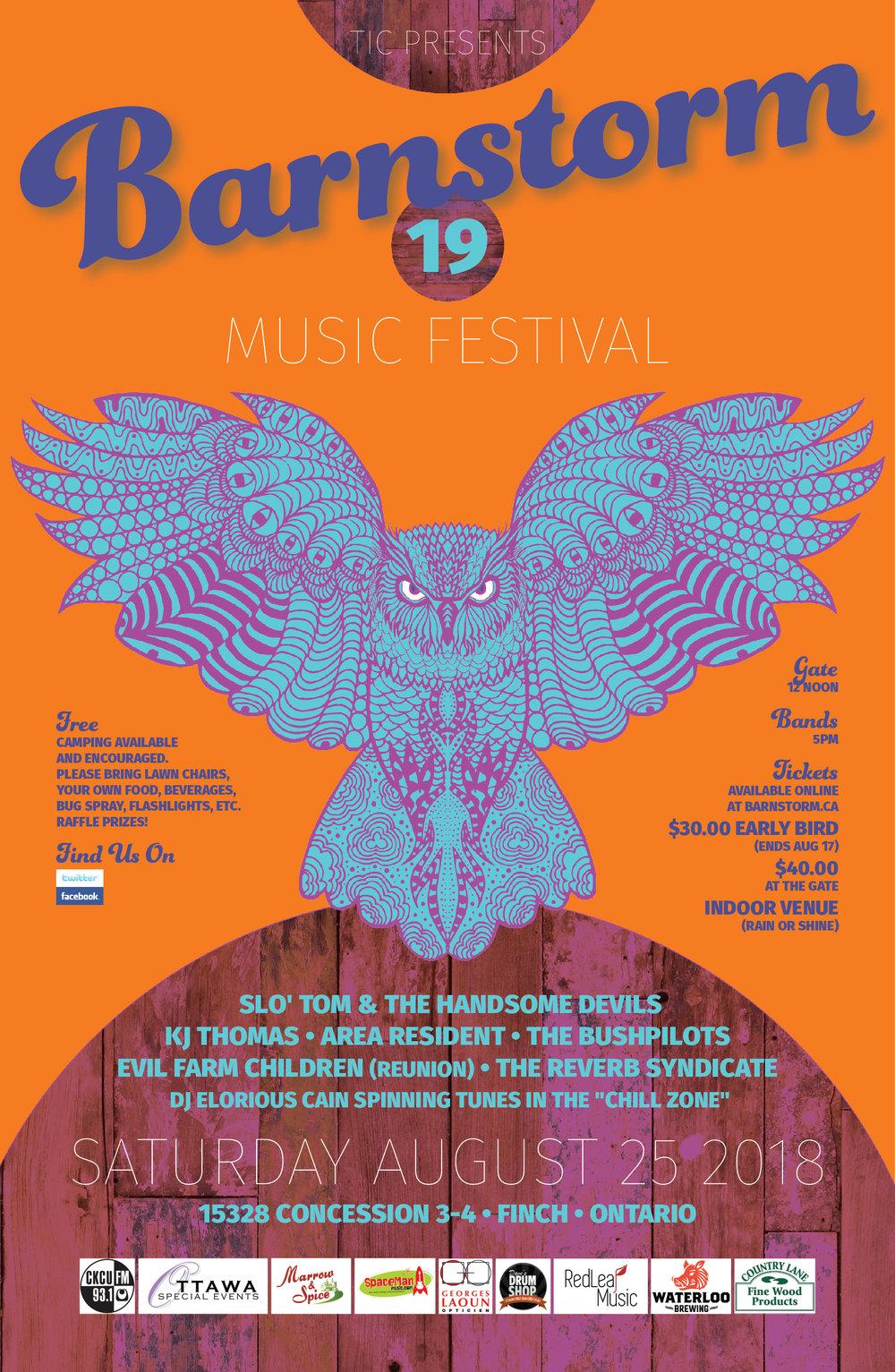 Barnstorm Music Festival
