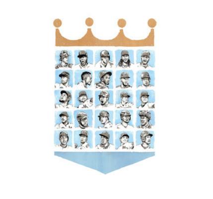 Gavin Snider: Crown Town: $30