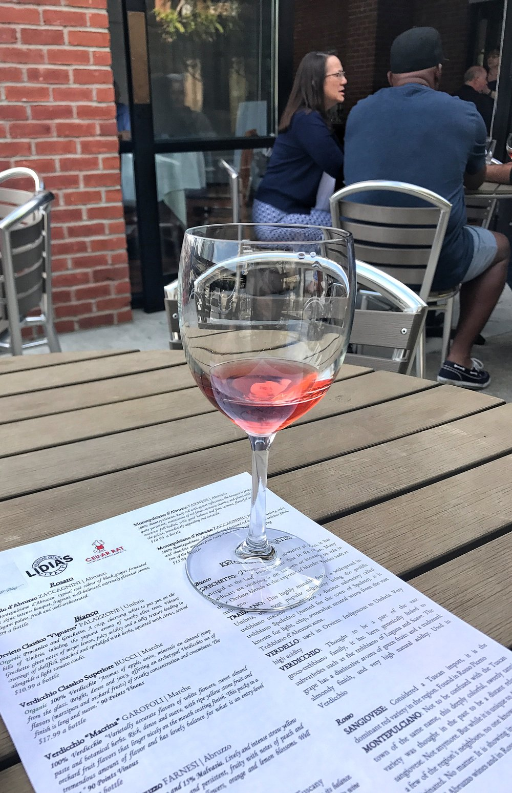 Rumor has it that there will be an all rosé wine tasting this summer! #roséallday