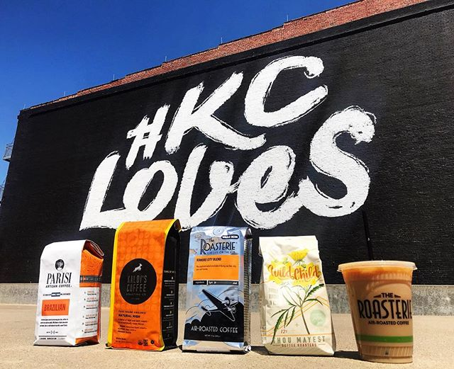 🎉GIVEAWAY🎉  #KCLoves local coffee! I don't know about you, but I am counting down the minutes ⏱ for the grand opening of #WholeFoodsKC 🙌🏽 One of my favorite things about Whole Foods is their commitment to carry local goods - like these KC coffee brands! • Want to win these bags of #lokcal coffee?! Here's how! 1. Like this photo  2. Follow @lo.kc.al and @wholefoodskc  3. Tag your ☕️ loving bestie in the comments! Each comment counts as an additional entry - so go crazy!  #ad #MakesMeWhole