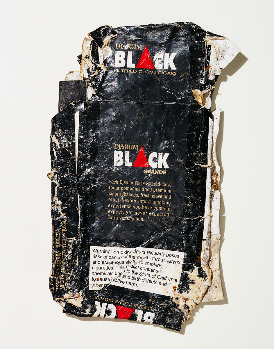 Diarum Black Back