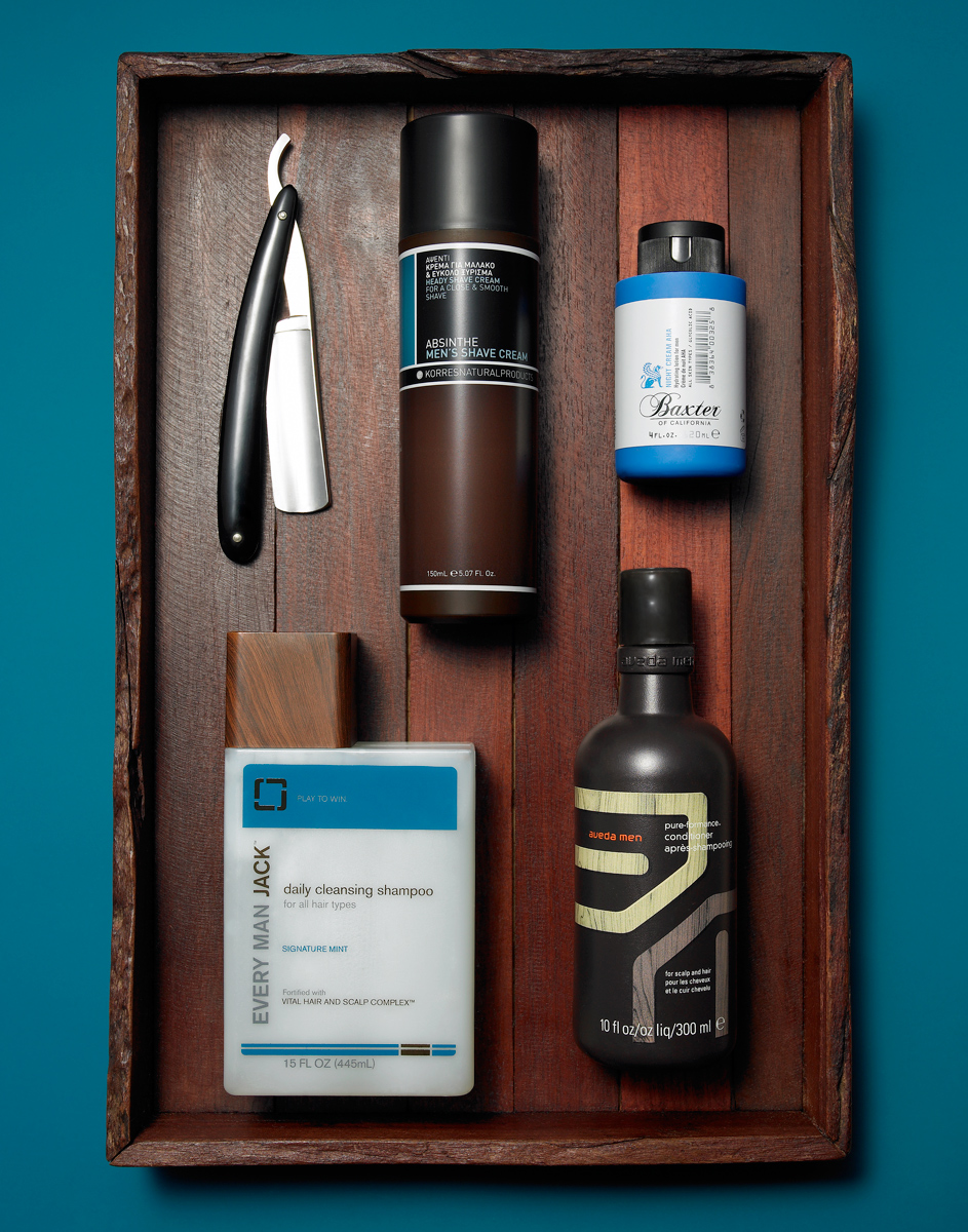 Men's Grooming Set