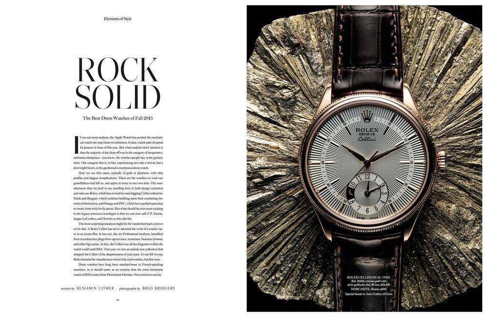 MOTW 13 - Rock Solid