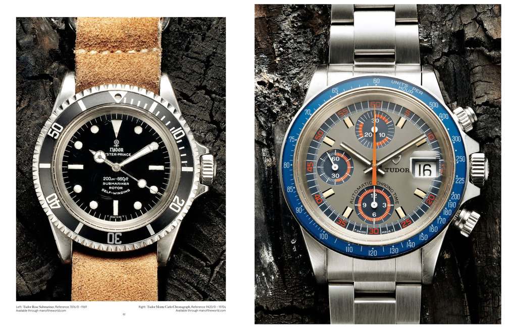 MOTW 4 - Tudor Watches