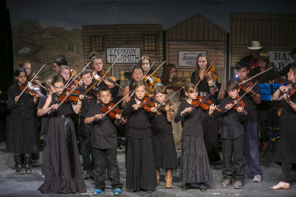 Cariboo Chilcotin Youth Fiddlers