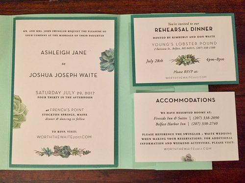 swingler waite wedding invitations tinted creative