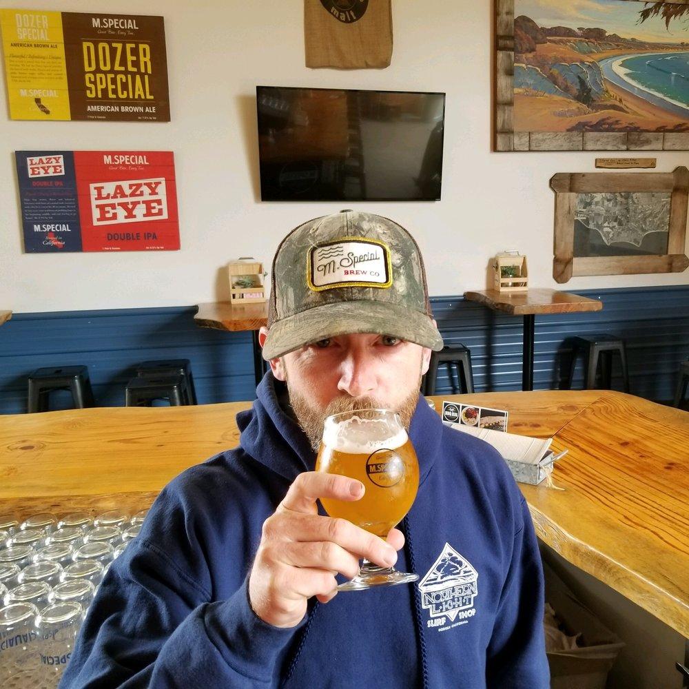 Joshua Ellis | SBV | M. Special Brew Co.