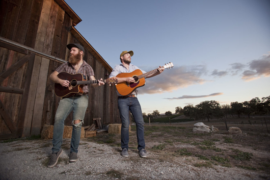 """Bear Market Riot - Bear Market Riot is Power-Folk Americana from the California Central Coast. A duo blending everything from folk to R&B into an infectious sound that could only come from two bearded men playing seven instruments while keeping the dance floor satisfied.Voted 2017's """"Best Band in SLO County"""" by the New Times Best of San Luis Obispo County Reader's Poll!"""