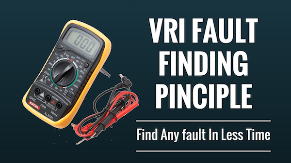 electrical-fault-finding-principle