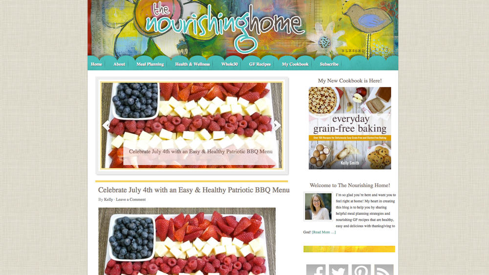 thenourishinghome.com