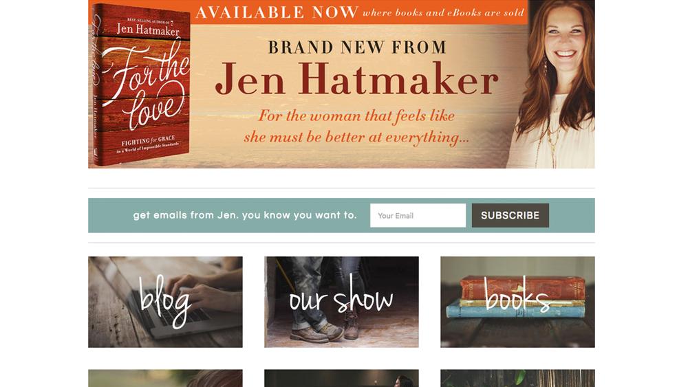 jenhatmaker.com