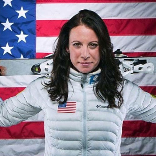 Emily Cook Team Empower Hour Utah Olympian