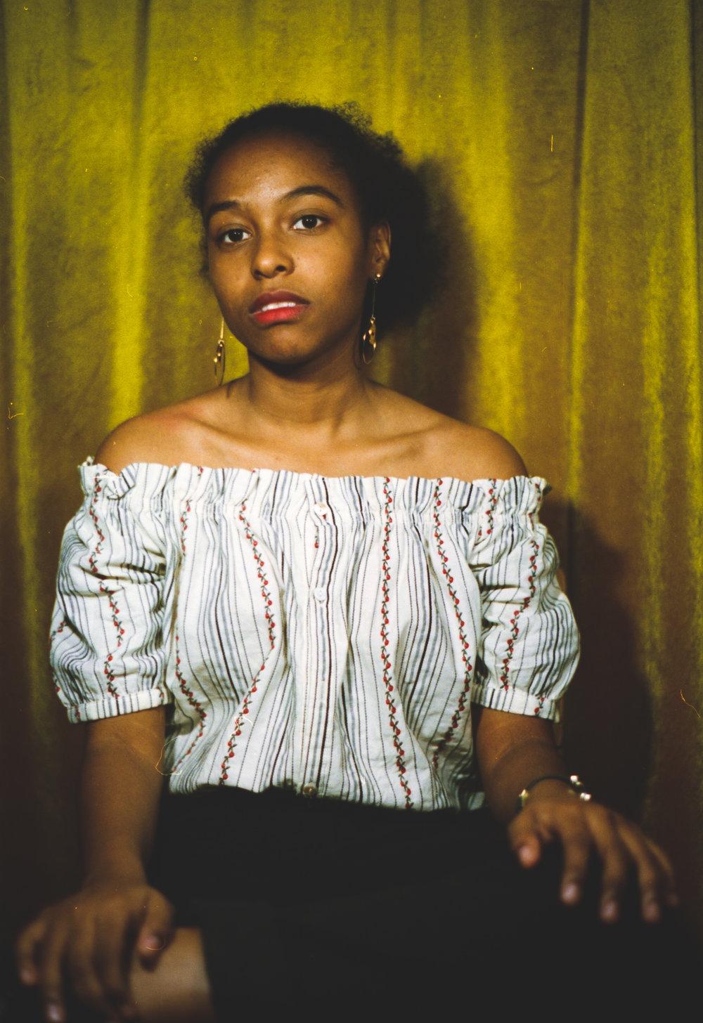 Mahlet, she/her.
