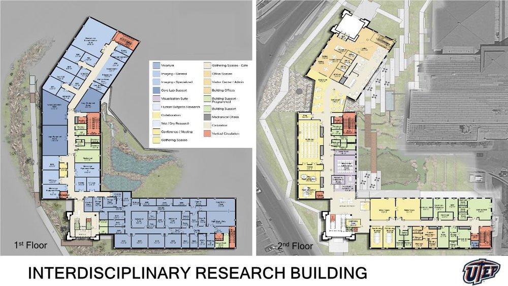 Campus Map Utep.Collaboration Complex Utep Magazine