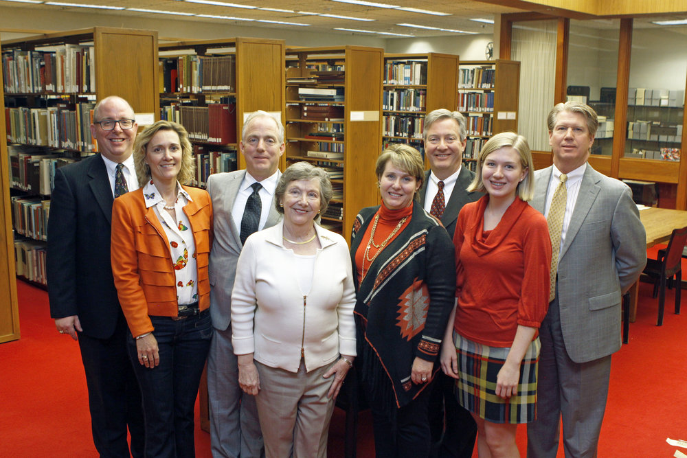 The University of Texas at El Paso's University Library in October 2016 held a reception in honor of former UTEP President Haskell Monroe Jr. and his wife, Jo Monroe, in recognition of their gift of $250,000 to the Library's Special Collections Department.  During the reception,the Research Room in Special Collections will officially change its name to the Jo and Haskell Monroe Jr. Special Collections Research Center.  Monroe Jr. is an educator and administrator who served as UTEP President from July 14, 1980, to June 30, 1987. During his tenure, he helped increase private financial support enabling the construction of the University Library and established the Junior Scholars Program that offered students the chance to take University courses for credit while still attending high school.  In 2013, the Monroe's established the Jo and Haskell Monroe Jr. Library Special Collections Endowment, which provides a permanent source of support to ensure that critical research is possible through the use of the archives of the University Library.