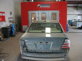 Quality Workmanship at A&B Collision in Clearlake