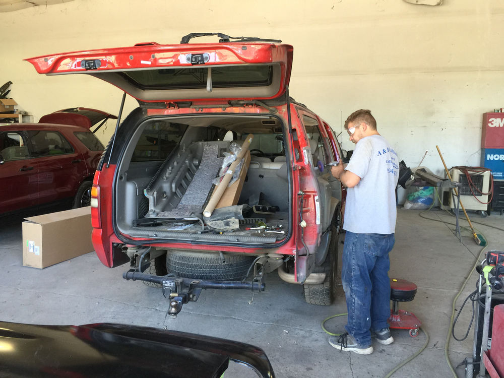 Skilled craftspeople who care about your vehicle.