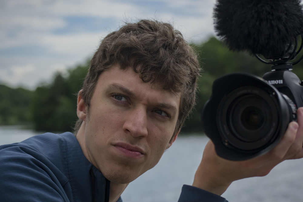 Joshua Wiersma, Assistant Editor & Video Journalist