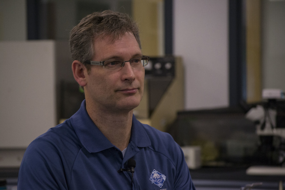 Jeff Ridal, St. Lawrence River Institute Executive Director and Chief Research Scientist
