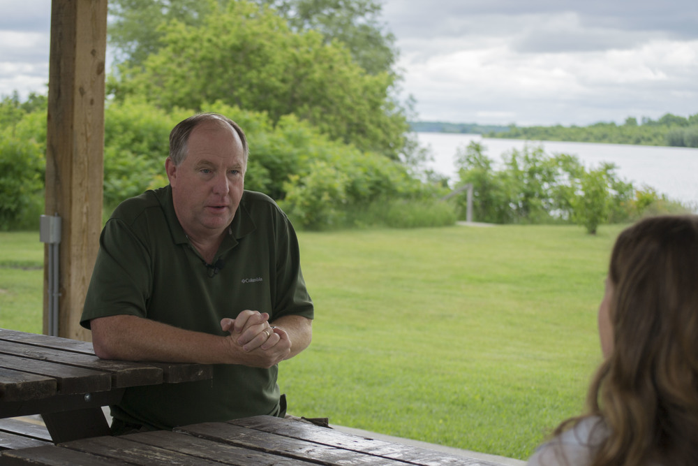 Brian Hickey, St. Lawrence River Institute Program Leader Education/Research Scientist