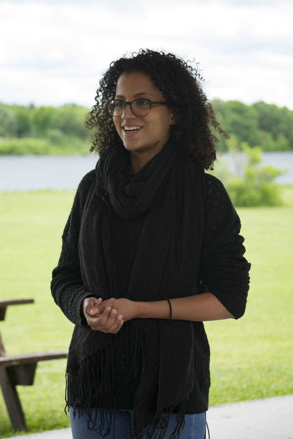 Meïwen Mbesol, St. Lawrence River Institute student