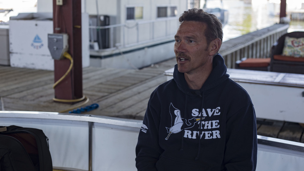 Jeff Garnsey, Save the River Board of Directors President, Classic Island Cruises