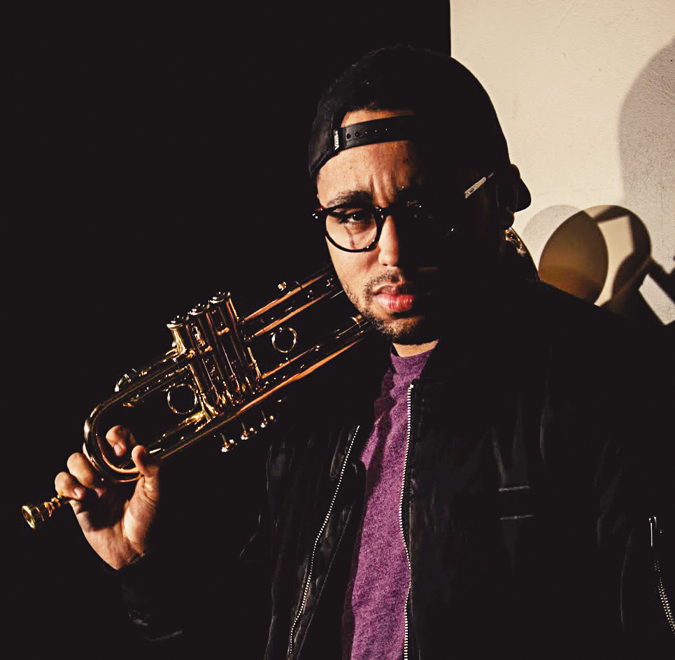 Nathan Hairston- Trumpet, Vocals - Nathan Hairston is a freelance Trumpeter, Composer, Singer, and self described