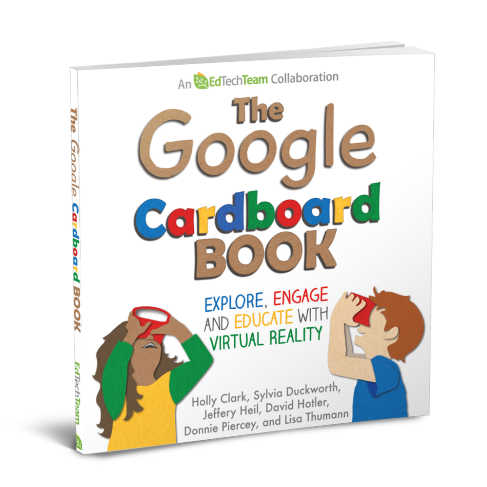 The Google Cardboard                        Book -