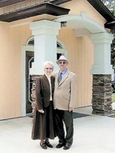 Rev. Lois Turner and husband Billy Turner