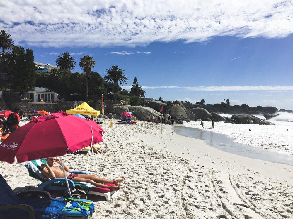 Clifton 3rd Beach