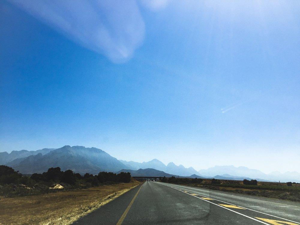 Road Trip to Safari