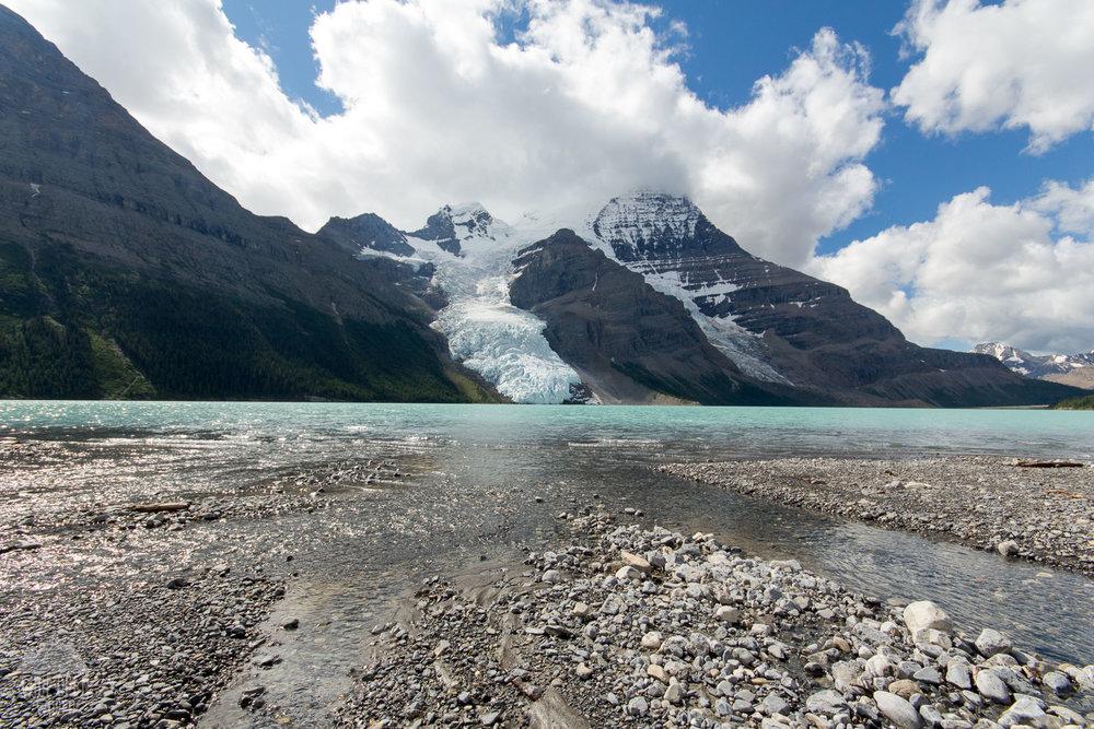 Berg Lake.
