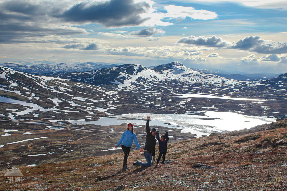 2. Mt Muen, Rondane National Park