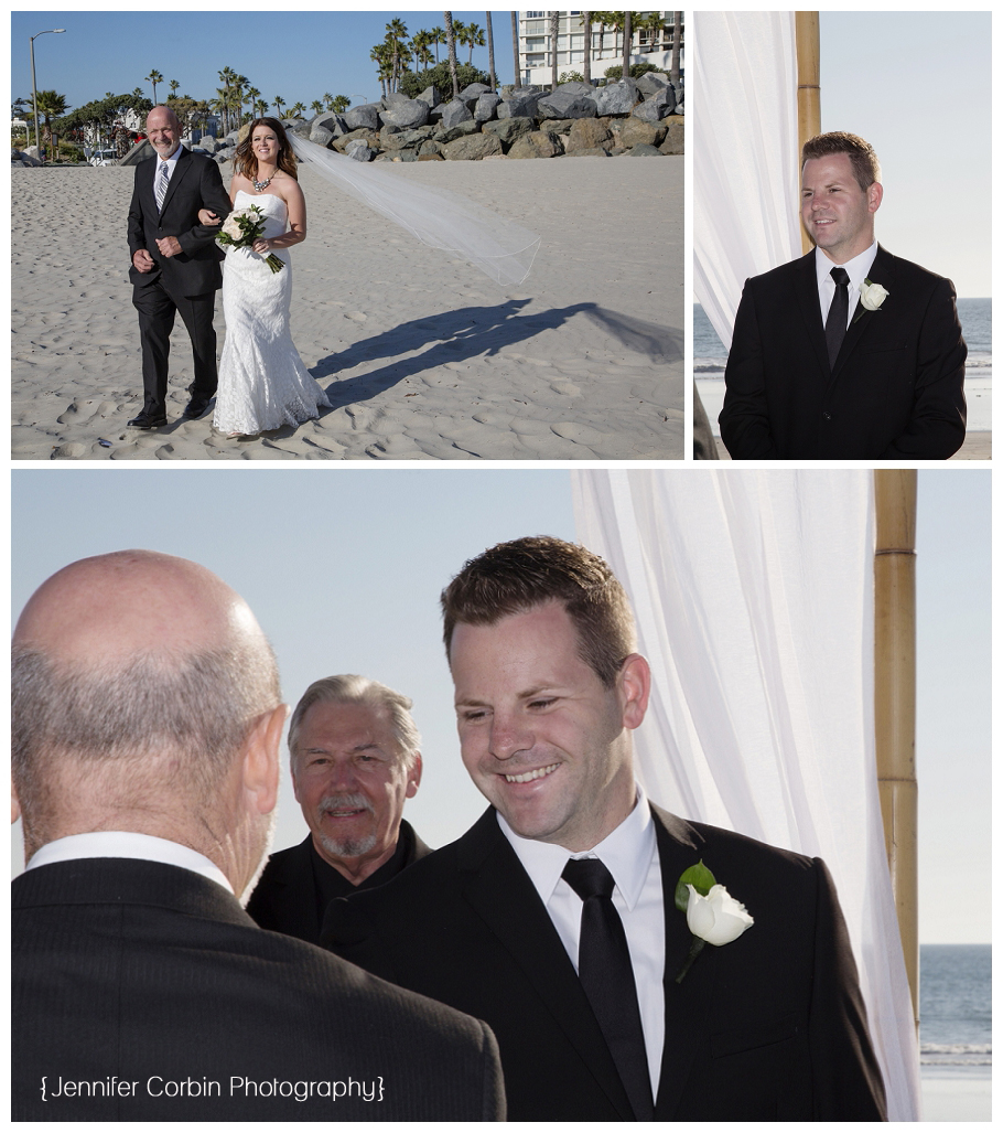 Coronado Beach Wedding (2)