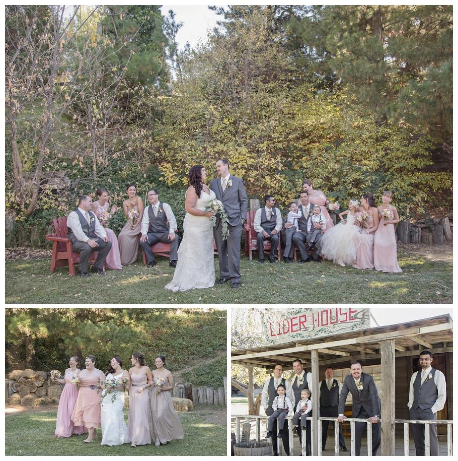 Riley's Farm in Oak Glen Wedding (9)
