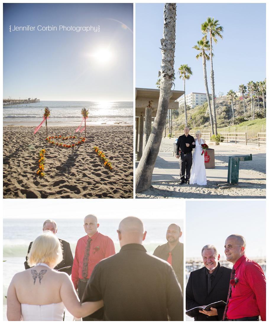 San Clemente Wedding (1)