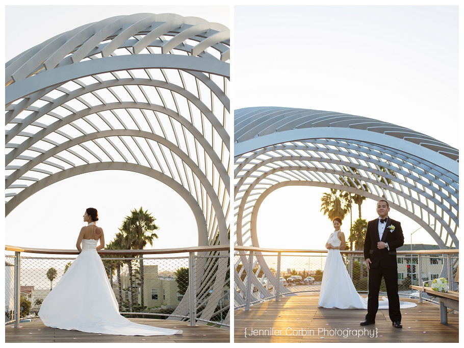 Santa Monica Wedding (4)